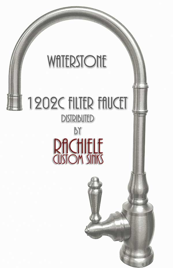 Waterstone faucet 1202C filter faucet