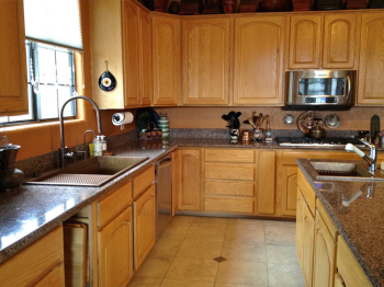 Kitchen Photo after remodeling
