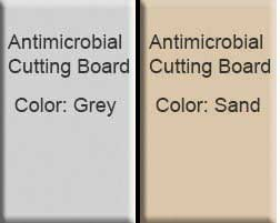antimicrobial cutting board by Rachiele