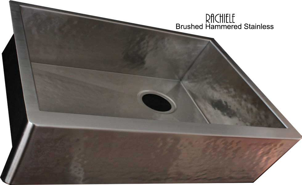 Stainless steel farmhouse apron front workstation sinks Stainless steel farmhouse sink