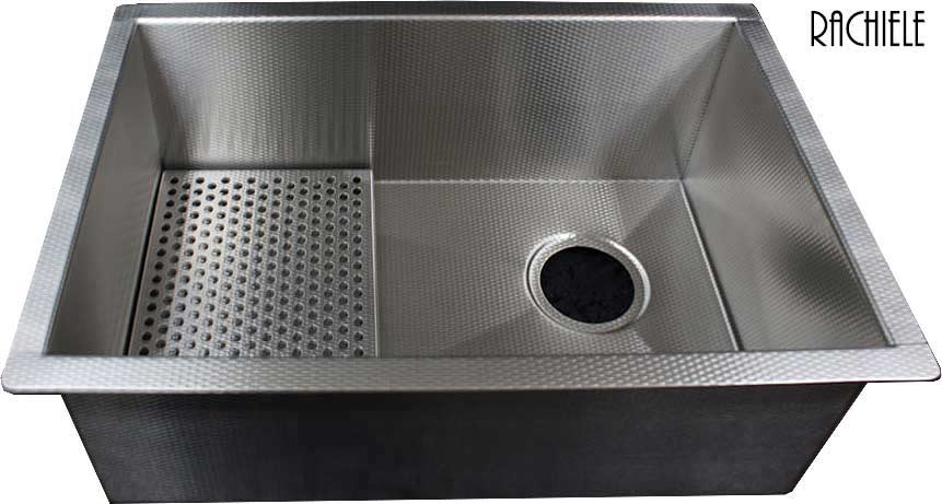 custom stainless sink for yacht