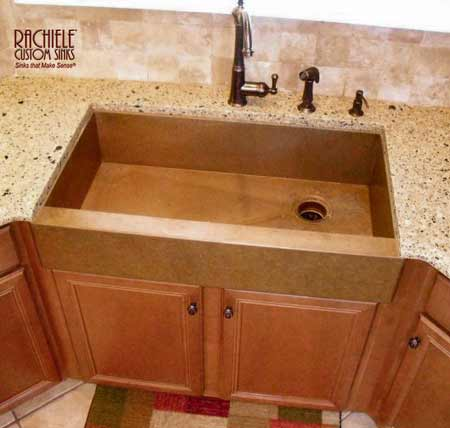 Install farmhouse sink existing cabinets install a for Rachiele sink complaints