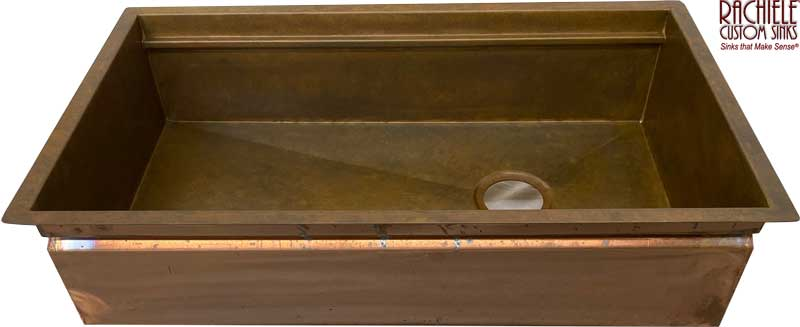 Clearance copper sink on sale