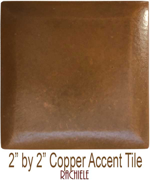 copper wall tiles