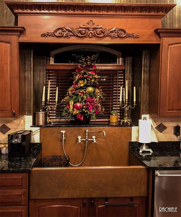 kitchen design farmhouse sink