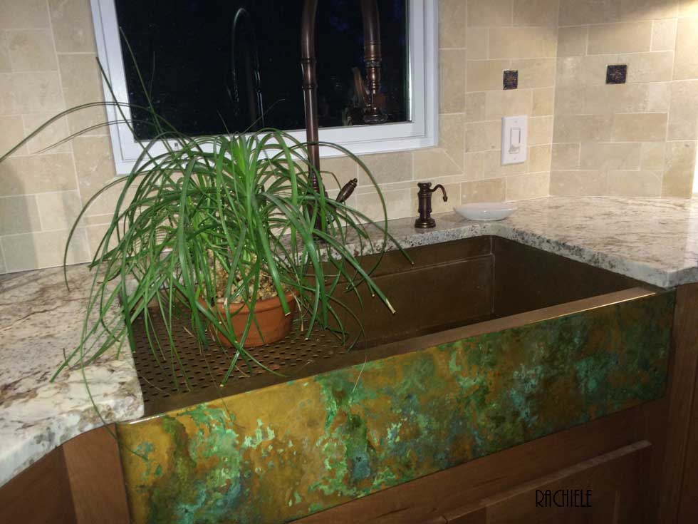 Magnificent molded sink and countertop image custom for Rachiele sink complaints