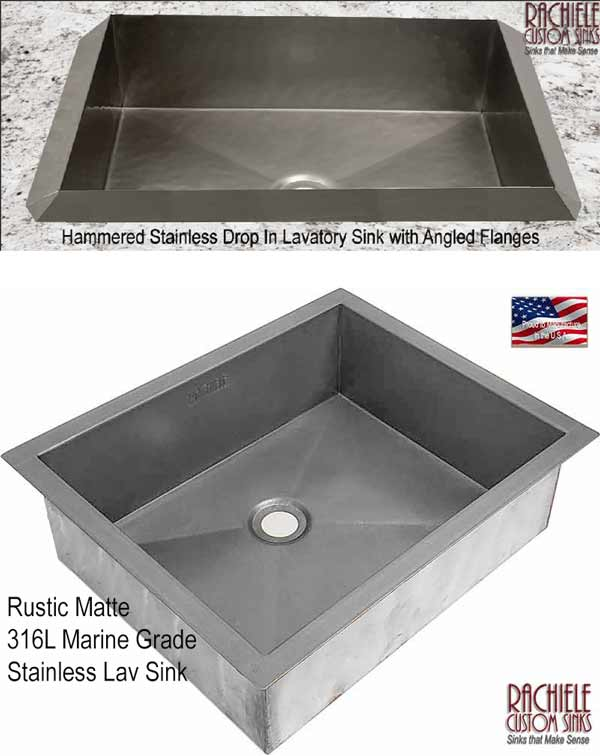Top Mount stainless replacement retrofit workstation sink