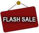 Flash sale on stainless sinks