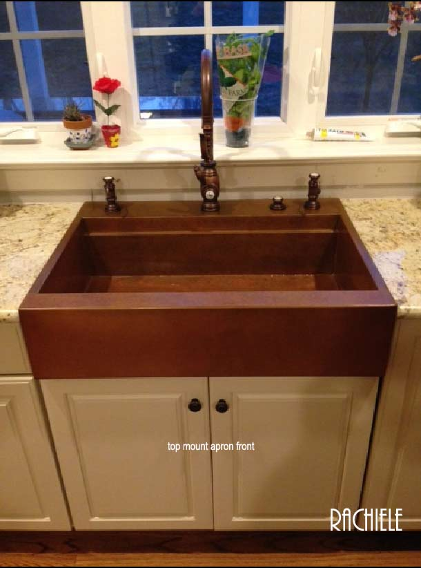 ) Sinks - use with existing cabinetry Under Mount or Top Mount ...