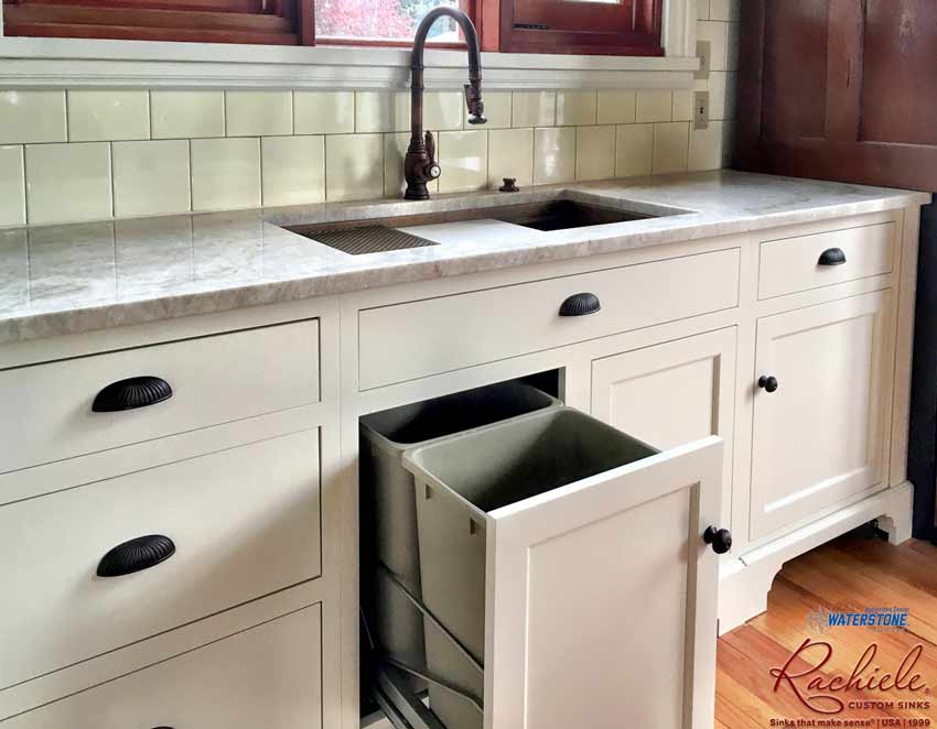 copper farmhouse workstation sink shipped to alaska