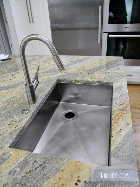 matte stainless under mount kitchen sink