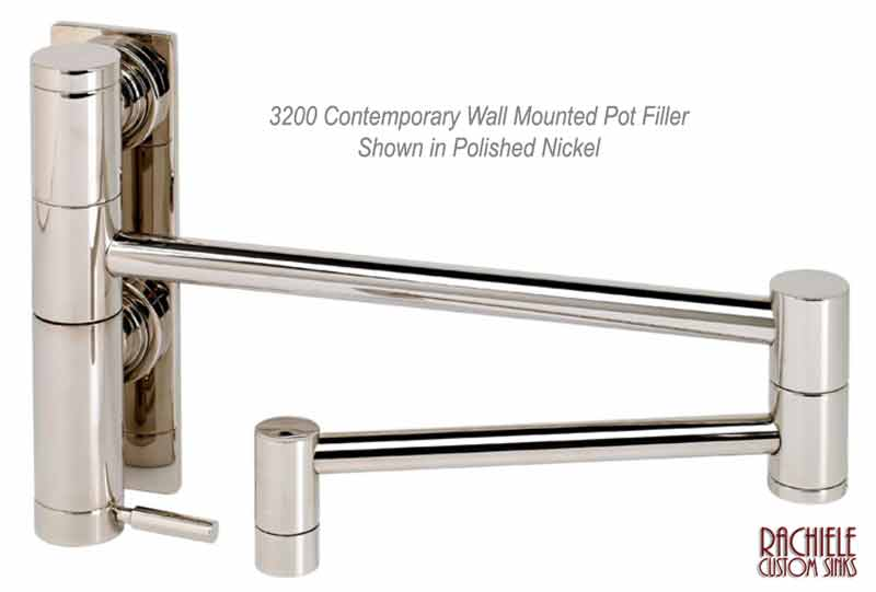 3200 Waterstone Contemporary Pot Filler